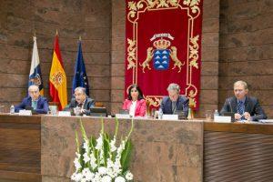 La Audiencia de Cuentas de Canarias analiza con organismos nacionales y europeos nuevas acciones para mejorar la eficacia de la gestión pública