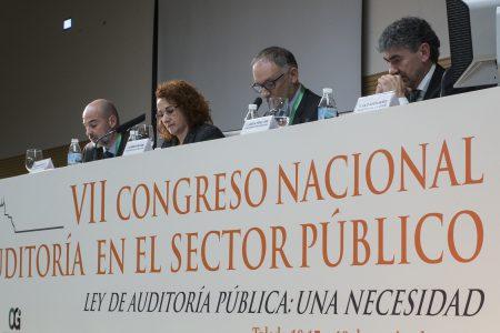 Técnicos de la Audiencia de Cuentas debaten en el Congreso de Fiasep sobre la necesidad de una ley de auditoría pública