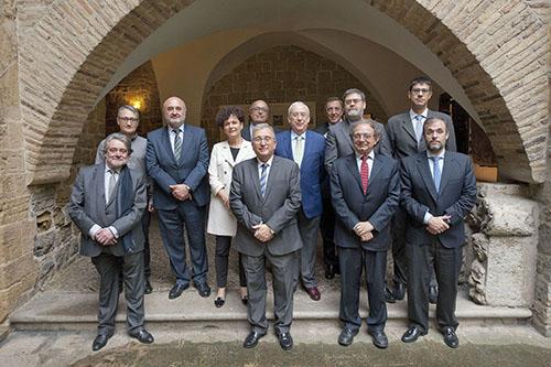 El síndico mayor de la Sindicatura de Cuentas del Principado de Asturias, nuevo presidente de la Asociación de Órganos de Control Externo Autonómicos (Asocex)