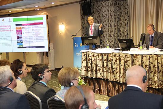 Seminario internacional en Kazán