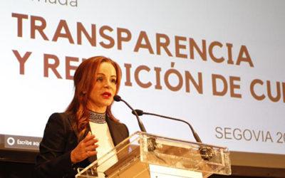 """El Consejo de Cuentas de Castilla y León celebra en Segovia la jornada """"Transparencia y rendición de cuentas"""""""