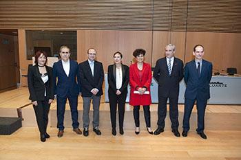 Exitosa jornada sobre el Convenio Económico entre Navarra y el Estado