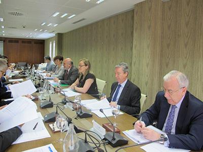 Conferencia de Presidentes de Asocex en Oviedo