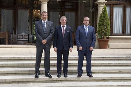 Reelección de Presidente y Vicepresidente del Tribunal Vasco de Cuentas Públicas
