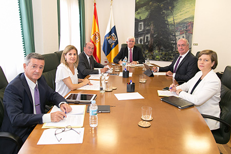 La Audiencia de Cuentas de Canarias aprueba el informe de fiscalización del Fondo de Compensación Interterritorial de 2017