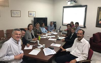 La Audiencia de Cuentas de Canarias y el Tribunal de Cuentas Europeo coordinan la fiscalización de la actuación medioambiental de los cabildos insulares