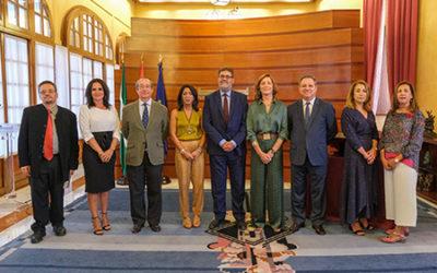 Antonio M. López reelegido Presidente de la Cámara de Cuentas de Andalucía