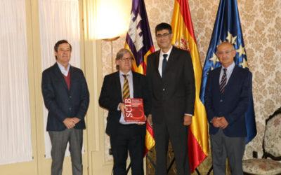 La Sindicatura de Cuentas entrega al Parlamento el Informe de la Cuenta general de la Comunidad Autónoma de las Illes Baleares correspondiente al ejercicio  2017