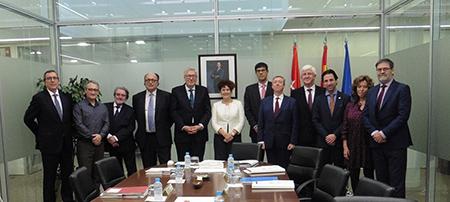 Los presidentes de los tribunales de cuentas autonómicos analizan la formación de su personal
