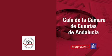 La Cámara de Cuentas de Andalucía publica su guía en lectura fácil