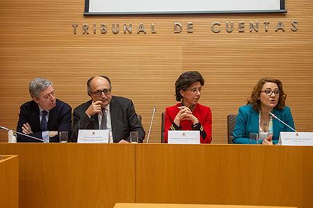 Los Órganos de Control Externo de las Comunidades Autónomas y el Tribunal de Cuentas y se reúnen para debatir sobre la evaluación de políticas y programas públicos en las instituciones fiscalizadoras