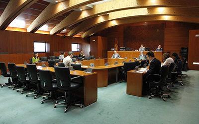 La Cámara de Cuentas de Aragón se prepara para auditar la gestión económica de la crisis causada por el Covid-19