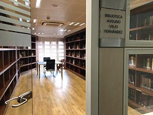 La Biblioteca de la Sindicatura de Cuentas de Asturias llevará el nombre de Avelino Viejo Fernández