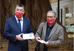 La Sindicatura de Cuentas de la Comunidad Valenciana entrega a las Corts el informe de fiscalización de la Cuenta de la Administración del ejercicio 2019