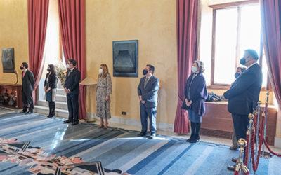 Toma de posesión de cuatro consejeros de la Cámara de Cuentas de Andalucía